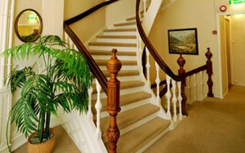 лестница в доме по фен шуй
