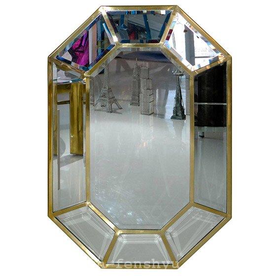 фен шуй защита дома зеркало