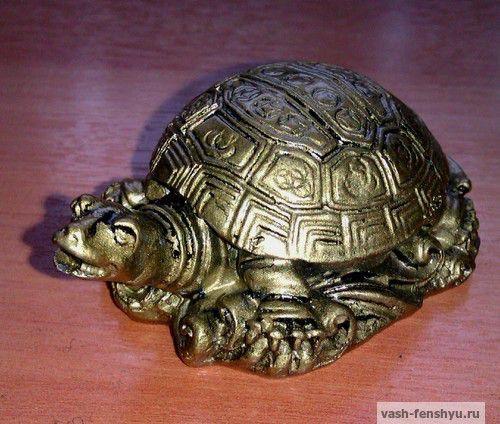 фен шуй для карьеры черепаха