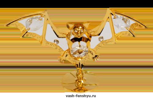 символы здоровья и долголетия летучая мышь