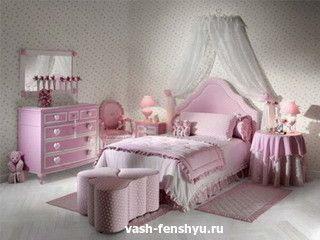 детская фен шуй кровать