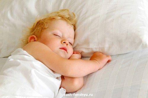детская фен шуй сон