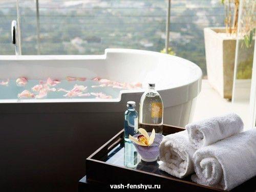 ароматы любви ванна