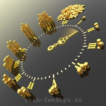 часы фен шуй философия времени
