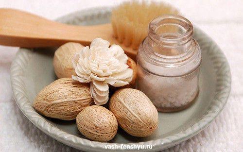 запахи фен шуй мускатный орех