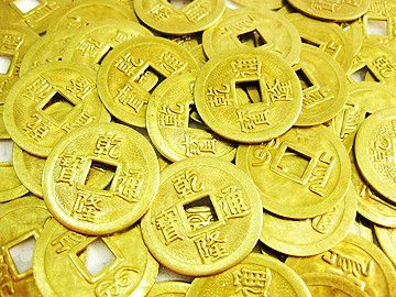 монеты фен шуй значения