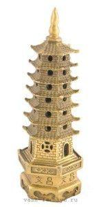 пагода фен шуй классическая