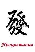 иероглиф фен шуй процветание