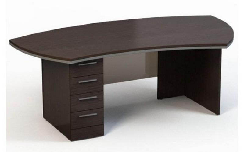 форма рабочего стола фен-шуй