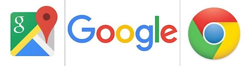 логотип гугл по фен-шуй