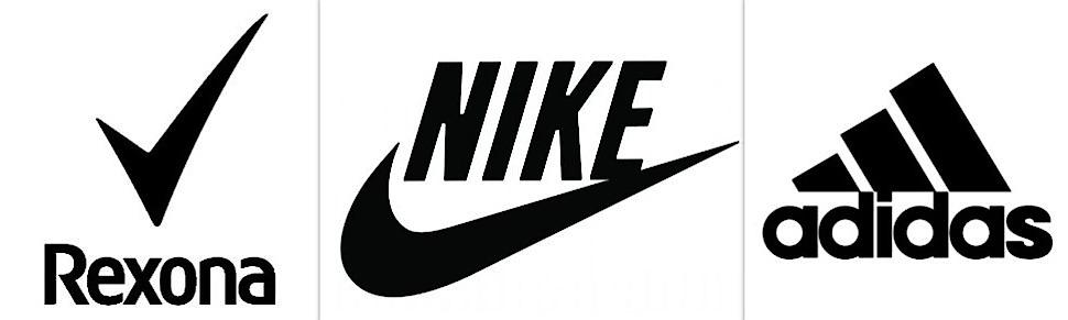 логотип найк рексона адидас