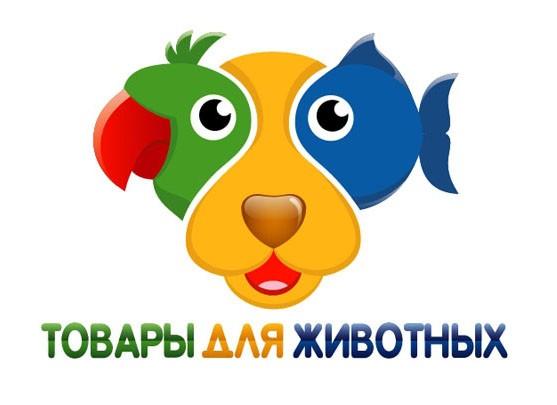логотип зоомагазин