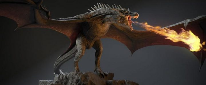 Дракон как символ фен-шуй
